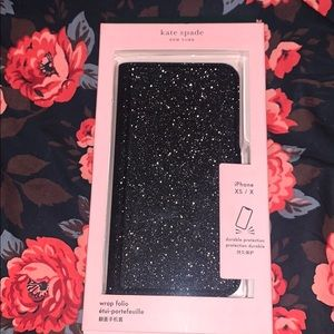 Kate Spade phone case for iPhone XS / X